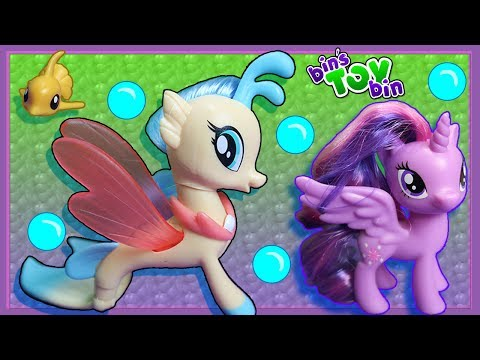 PRINCESS SKYSTAR and TWILIGHT SPARKLE from My Little Pony: The Movie!