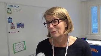 Kasurilan koulun rehtori kertoo koulun väistötiloista ja sisäilmaongelmasta