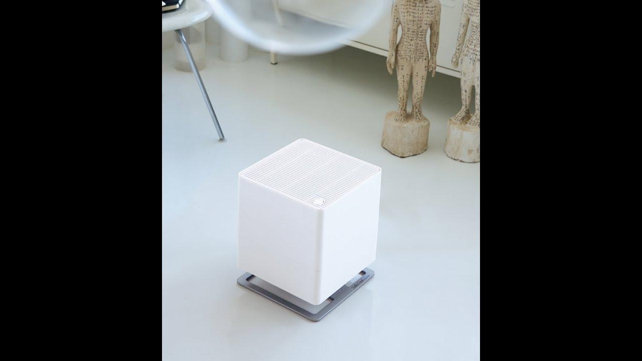 stadler form oskar verdunster luftbefeuchter oskar big oskar little raumbefeuchter youtube. Black Bedroom Furniture Sets. Home Design Ideas