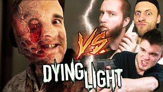 CZY DOBRODZIEJ ZOMBIE POKONA TRZECH WOJOWNIKÓW?   Dying Light: Tryb Łowcy [#3]
