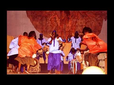 Ballet National Du Sénégal Thiédo