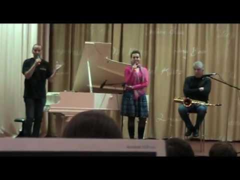 Bob Mintzer and Russel Ferrante masterclass [jazzinkiev]