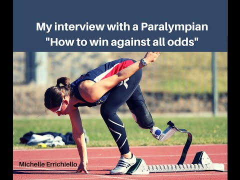Against All Odds - Ignite Inspiration (interview with Paralympian Michelle Errichiello)