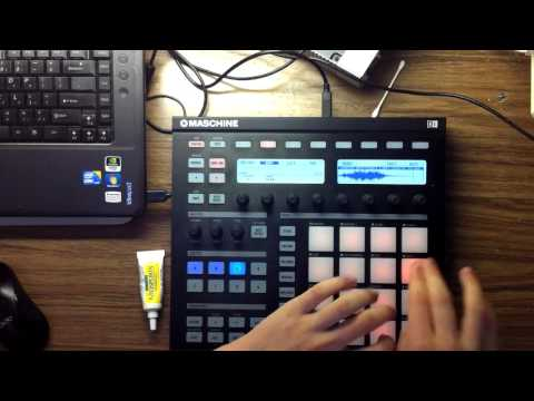 Best I Ever Had - Played live in Maschine
