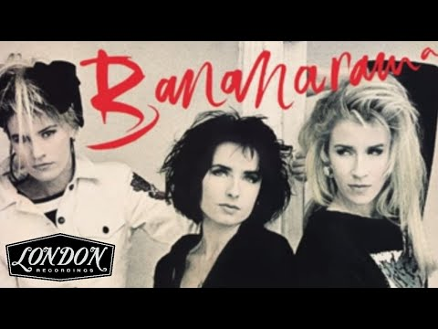 bananarama a trick of the night