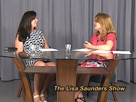 The Lisa Saunders Show: Linda Lee and Networking Tips.