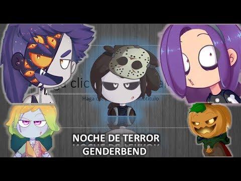 THRILLER-GENDERBEND- Noche de Terror #FNAFHS -HOMENAJE /Ed00saster/ Cris Isbes :3