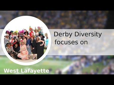 Derby Diversity|Kentucky Nightlife|Sponsor Recognition|Business Diversity|West Lafayette IN