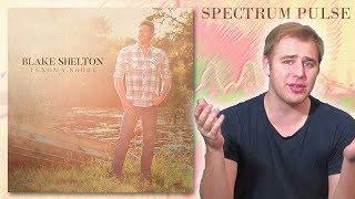 Blake Shelton - Texoma Shore - Album Review