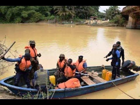 Birim River after Galamsey ban