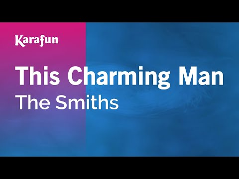 Karaoke This Charming Man - The Smiths *
