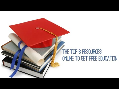The top 8 resources online to get free education