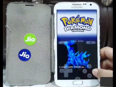 How to download pokemon diamond / pearl DS on android