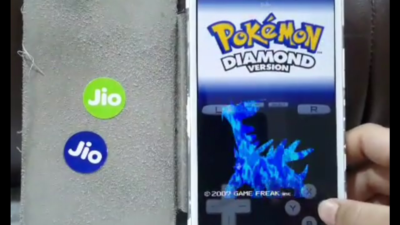 How do i play pokemon diamond on my android phone #1
