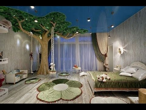 22 AWESOME THEMED BEDROOMS THAT EVERY KID WOULD LOVE - YouTube