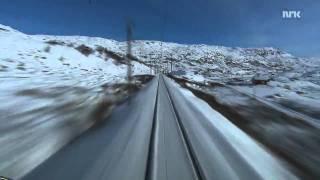 Вид из кабины скоростного поезда 720(, 2012-02-18T18:31:07.000Z)