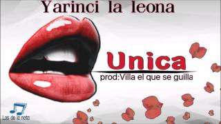 Unica💋)Yarinci La Leona (Izzy) (Prod. Villa El Que Se Guilla)