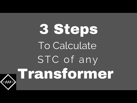 calculate short circuit current of any transformer in just 3 steps