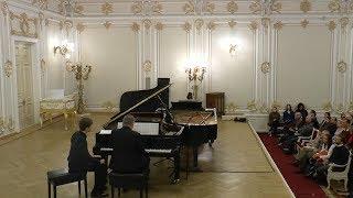 Aleksandr Scriabin - Fantasy for 2 Pianos in A minor, WoO.18 (1893)