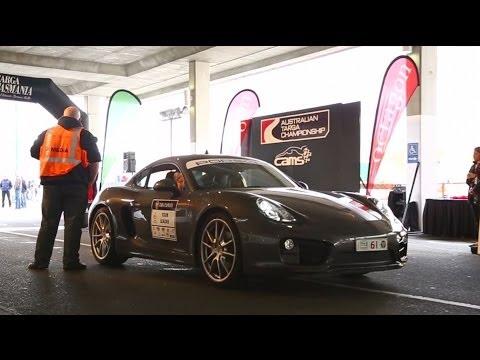 Australia Welcomes The New Porsche Cayman.