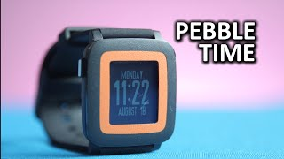 Pebble Time - Better than the Apple Watch?