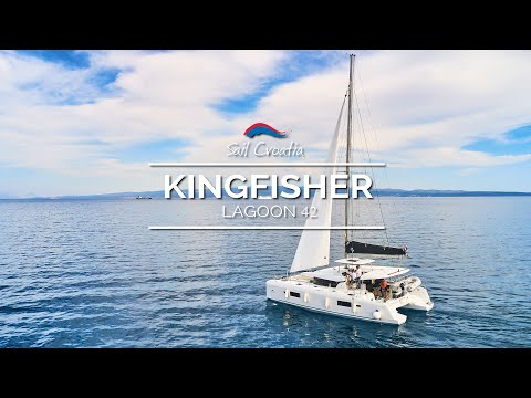 Lagoon 42 - Kingfisher By Sail Croatia