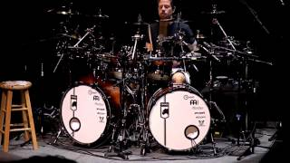 Chris adler - Descending - Perfect drum quality HD1080p!