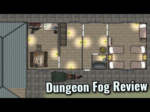 Dungeon Fog Overview and Review | Icarus Games