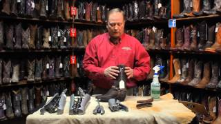 Schafer Leather -  Boot Stretching