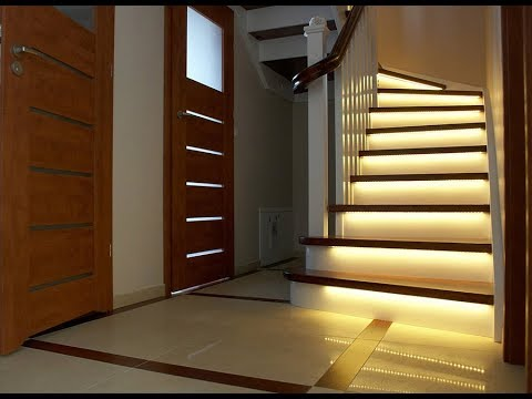 Installation Guide For Intelligent Stair Lighting System With SCR2 Driver