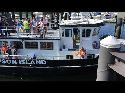 Thompson island ferry BHSFS 2017