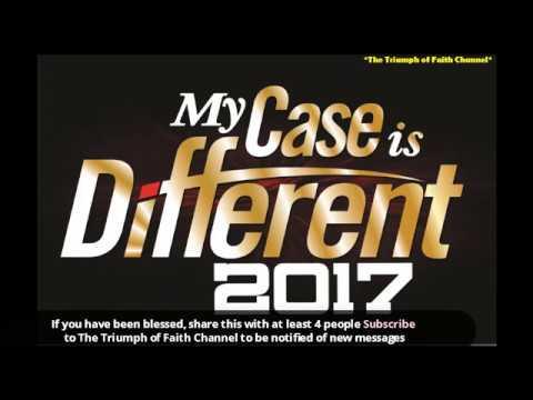 2017 Winners Personalized Prophetic Declarations