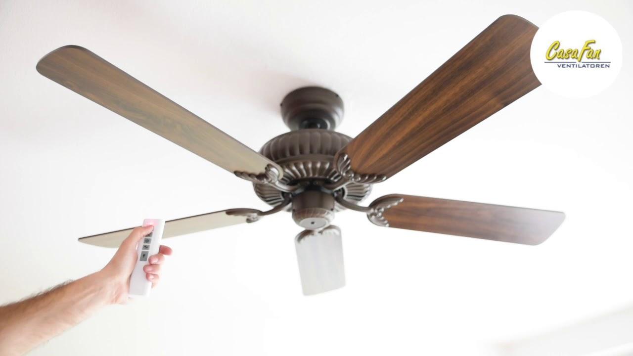 Ventilateur de Plafond Résidentiel Maison Appartement