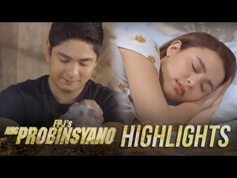 FPJ's Ang Probinsyano: Cardo, expresses his love to Alyana