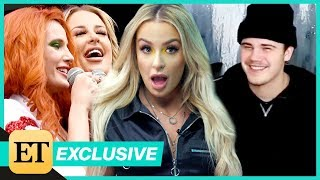 Tana Mongeau Opens Up About Relationships With Brad Sousa and Bella Thorne