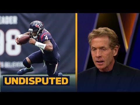 Will the Seattle Seahawks shut down Deshaun Watson during Week 8? | UNDISPUTED