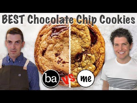 Chocolate chip cookies recipe with dark brown sugar