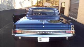 1965 GTO Clone 389 Tri Power 4-speed Start up and running FOR SALE NOW