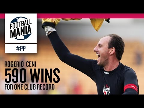 Player Profile: Rogério Ceni - Most Wins for One Club Record