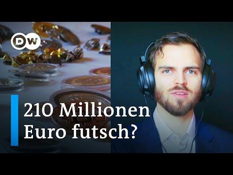 Bitcoin: Stefan Thomas vergisst Passwort zu Millionen-Schatz | DW Interview