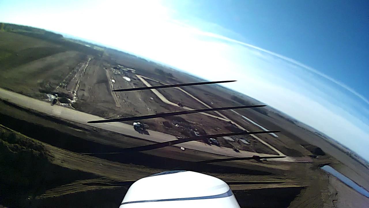 Super Cub Landing Video - YouTube