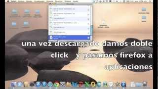 Descargar Mozilla Firefox 2013 para MAC