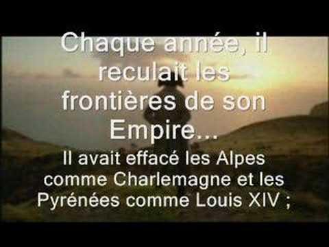 Napoléon Bonaparte et Victor Hugo ( french tribute )