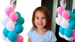 КЛАССНЫЙ День Рождения Алины Дети играют и веселятся в Angelove Hall Краснодар