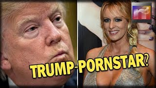 """About That """"Trump-Pornstar"""" Scandal, Well here's the TRUTH her own Publicist Just Declared"""