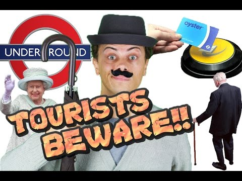 7 Things To AVOID Doing In LONDON If You're A TOURIST..!  |  ANDY BRADLEY