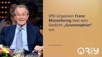 Franz Müntefering mit Tipps an die SPD // 3nach9