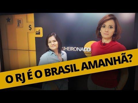 O RJ É O BRASIL AMANHÃ?