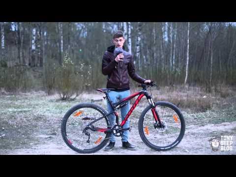 """Антон Степанов - Вело Тест Драйв Scott Spark (29"""") 2014"""