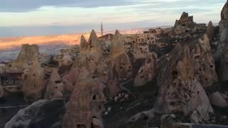 Zelve - Peri Bacaları - Sufi Tur Aralık 2019